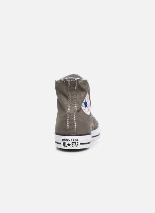 Sneaker Converse Chuck Taylor All Star Hi M grau ansicht von rechts
