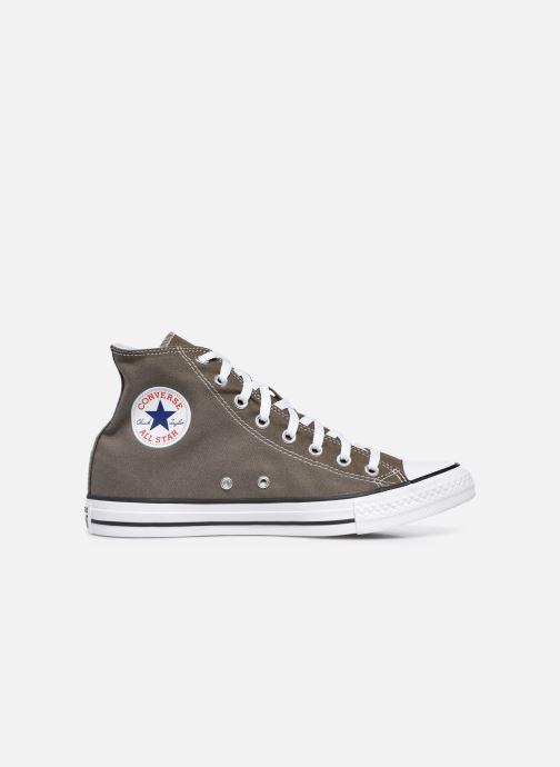 Sneaker Converse Chuck Taylor All Star Hi M grau ansicht von hinten