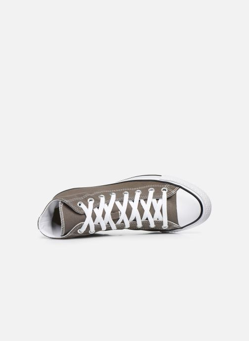 Sneaker Converse Chuck Taylor All Star Hi M grau ansicht von links