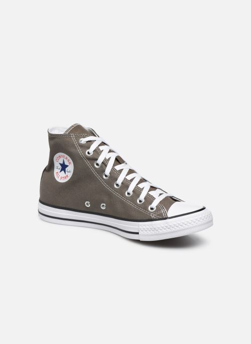 Trainers Converse Chuck Taylor All Star Hi Grey detailed view/ Pair view