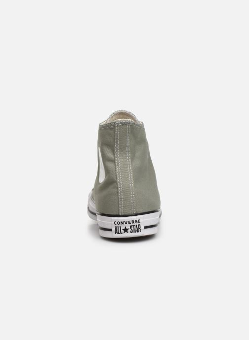 Sneakers Converse Chuck Taylor All Star Hi M Groen rechts