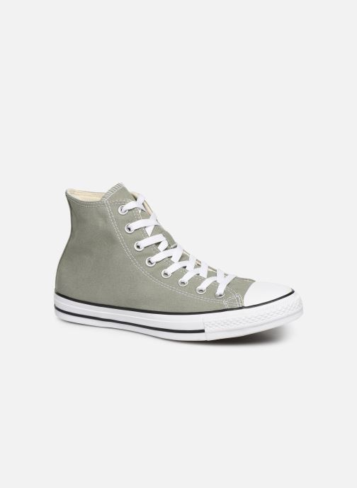 Trainers Converse Chuck Taylor All Star Hi Green detailed view/ Pair view