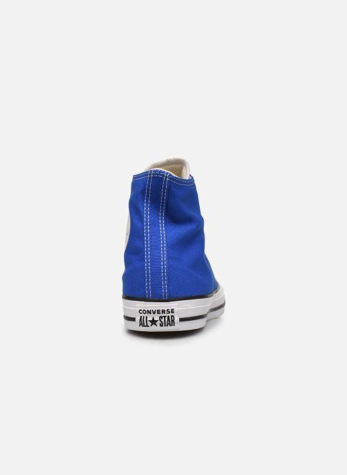 Sneakers Converse Chuck Taylor All Star Hi M Blauw rechts