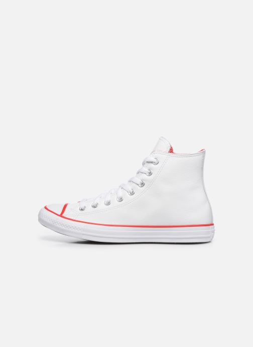 Sneakers Converse Chuck Taylor All Star Hi M Wit voorkant