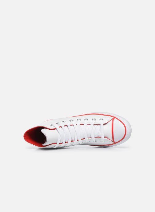 Baskets Converse Chuck Taylor All Star Hi M Blanc vue gauche