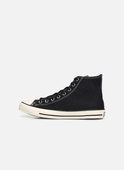 Sneakers Converse Chuck Taylor All Star Hi M Zwart voorkant