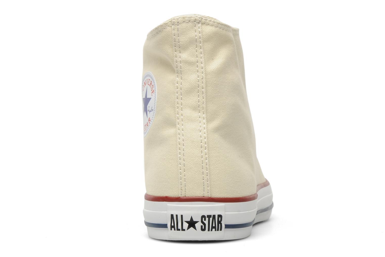Sneakers Converse Chuck Taylor All Star Hi M Beige immagine destra