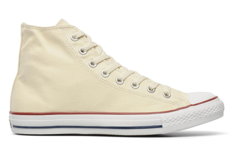 Sneakers Converse Chuck Taylor All Star Hi M Beige immagine posteriore