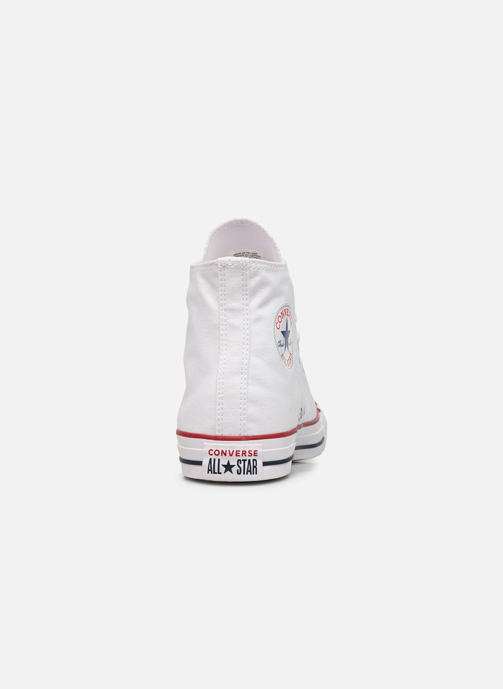 Sneakers Converse Chuck Taylor All Star Hi M Bianco immagine destra