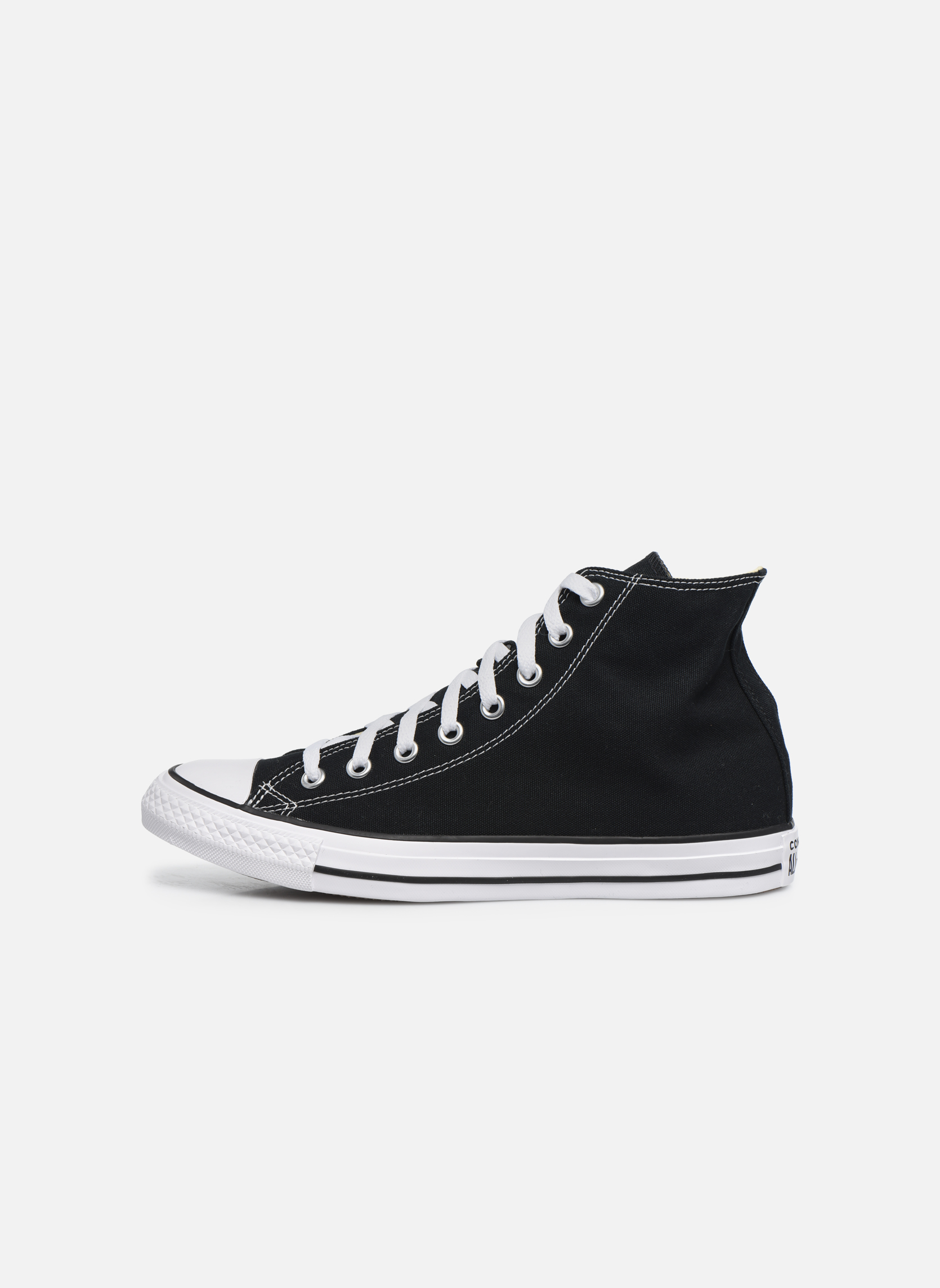 Baskets Converse Chuck Taylor All Star Hi M Noir vue face