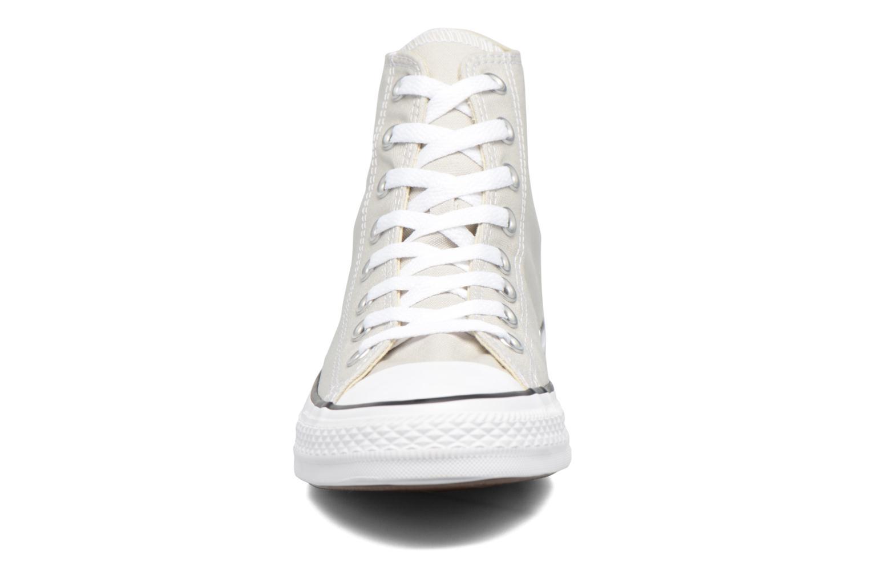 Sneakers Converse Chuck Taylor All Star Hi M Grigio modello indossato