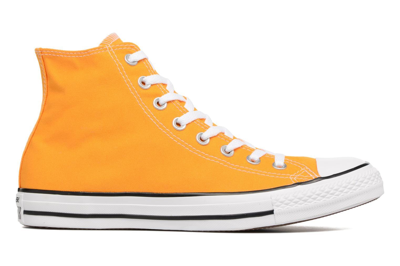 Sneakers Converse Chuck Taylor All Star Hi M Giallo immagine posteriore