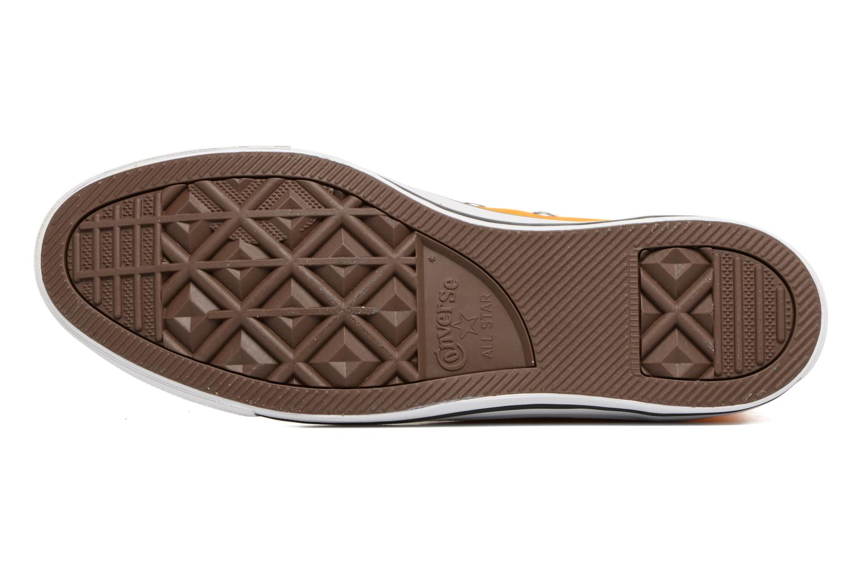 Sneakers Converse Chuck Taylor All Star Hi M Giallo immagine dall'alto