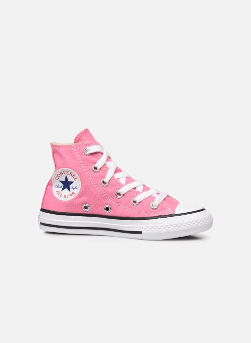 Sneakers Converse Chuck Taylor All Star Core Hi Roze achterkant