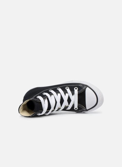 Sneaker Converse Chuck Taylor All Star Core Hi schwarz ansicht von links