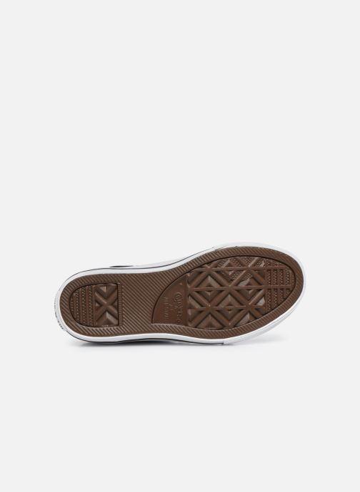 Sneaker Converse Chuck Taylor All Star Core Hi schwarz ansicht von oben