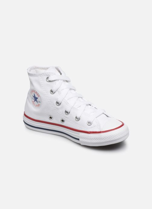 Converse Chuck Taylor All Star Core Hi Trainers in White at ...