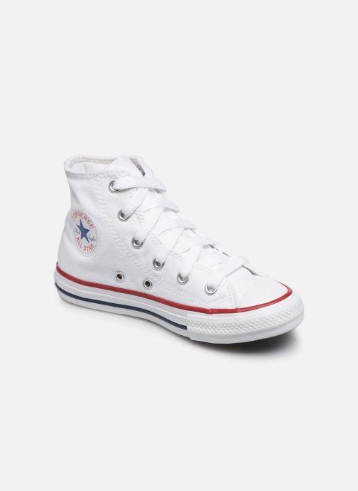 Sneaker Converse Chuck Taylor All Star Core Hi weiß detaillierte ansicht/modell