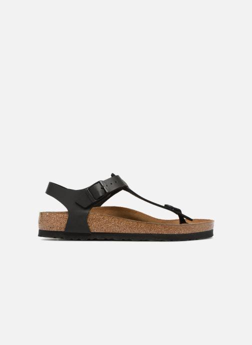 Sandales et nu-pieds Birkenstock Kairo Flor W Noir vue derrière