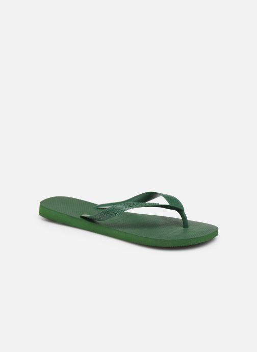Slippers Havaianas Top H Groen detail