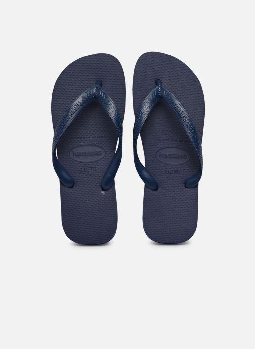 Slippers Havaianas Top H Blauw detail