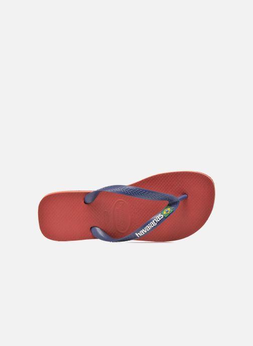 Slippers Havaianas Brazil Logo H Bordeaux links