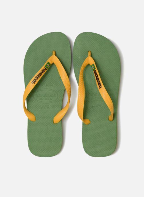 Slippers Havaianas Brazil Logo H Groen model