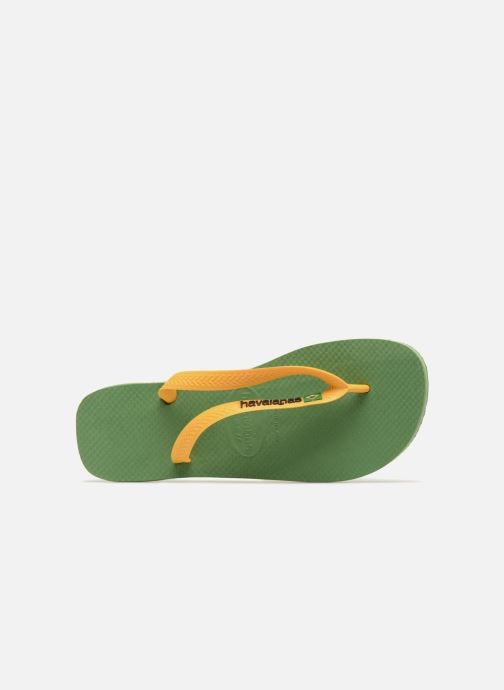 Slippers Havaianas Brazil Logo H Groen links