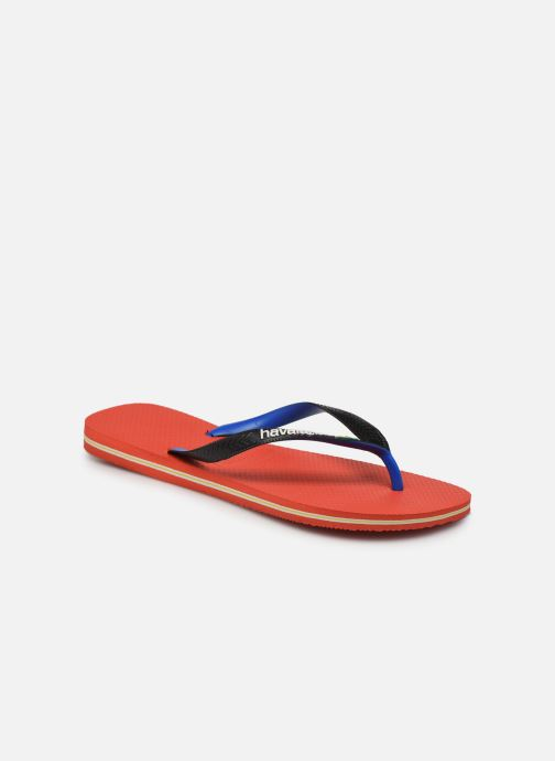 Slippers Havaianas Brazil Logo H Rood detail