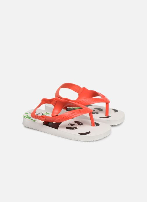 Slippers Havaianas Baby Pets Rood detail