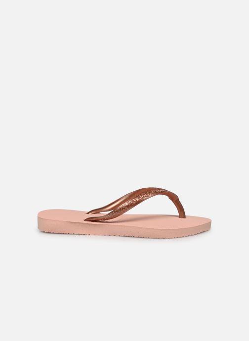 Flip flops & klipklapper Havaianas Kids Slim Pink se bagfra