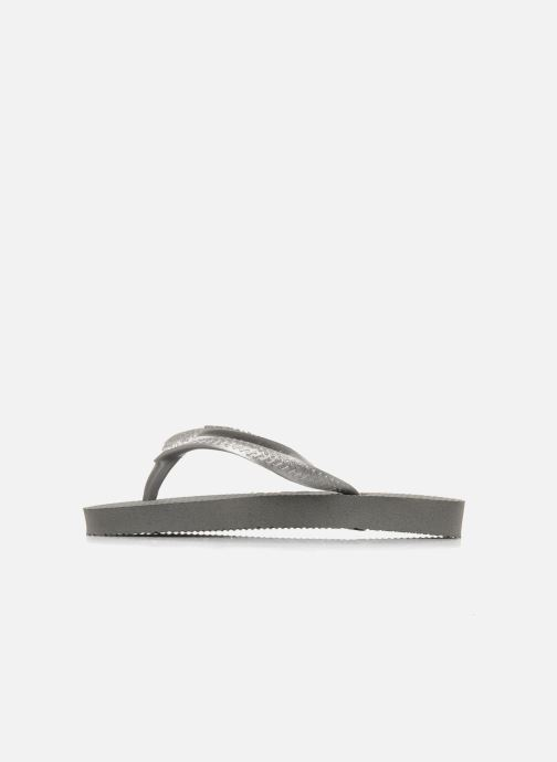 Tongs Havaianas Kids Slim Gris vue face