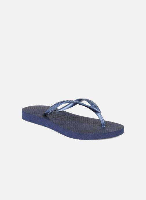 e89a84b11f23 Havaianas Kids Slim (Azzurro) - Infradito chez Sarenza (59864)