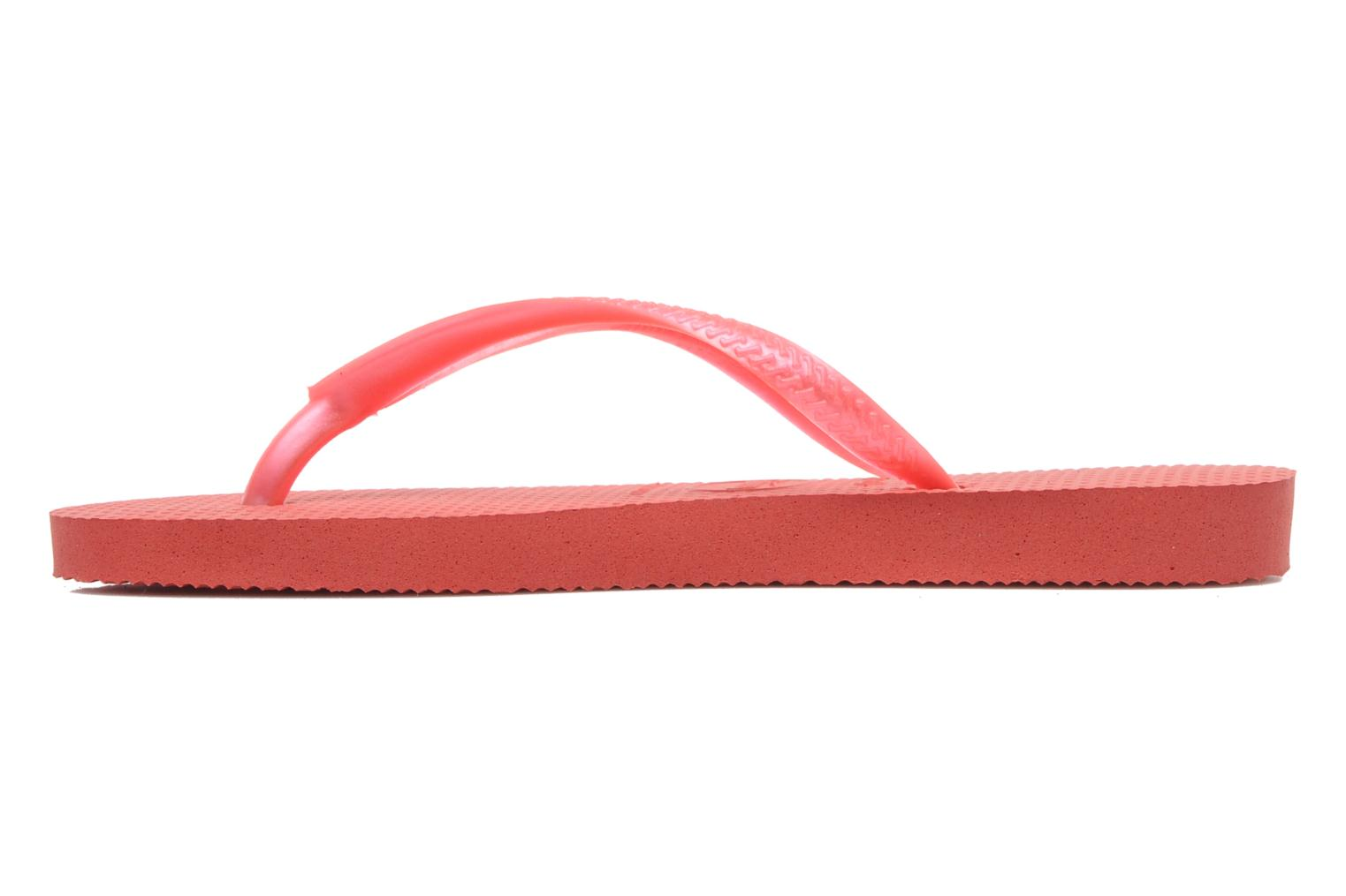 Chanclas Havaianas Kids Slim Rosa vista de frente