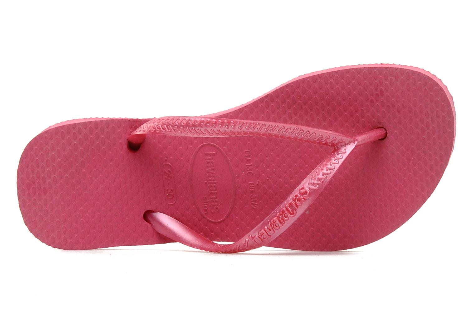 Slippers Havaianas Kids Slim Roze links