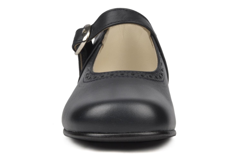 Ballerines Natik N-1 Bleu vue portées chaussures