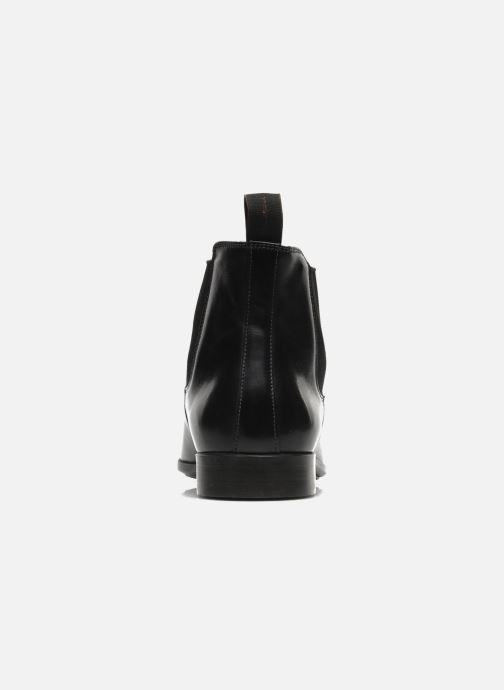 Boots en enkellaarsjes Santoni Marlone 9291 Zwart rechts