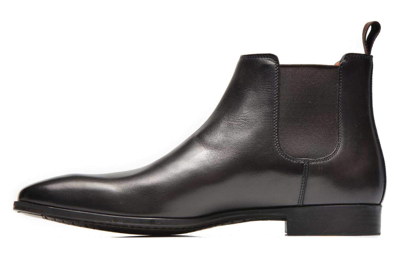 Stiefeletten & Boots Santoni Marlone 9291 braun ansicht von vorne