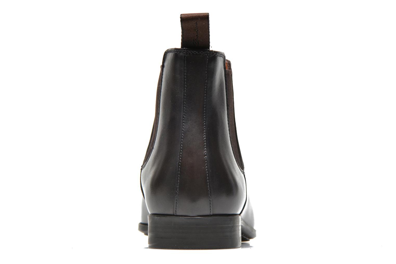 Stiefeletten & Boots Santoni Marlone 9291 braun ansicht von rechts