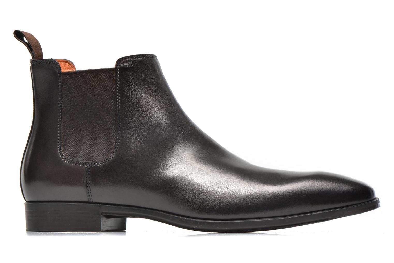 Stiefeletten & Boots Santoni Marlone 9291 braun ansicht von hinten