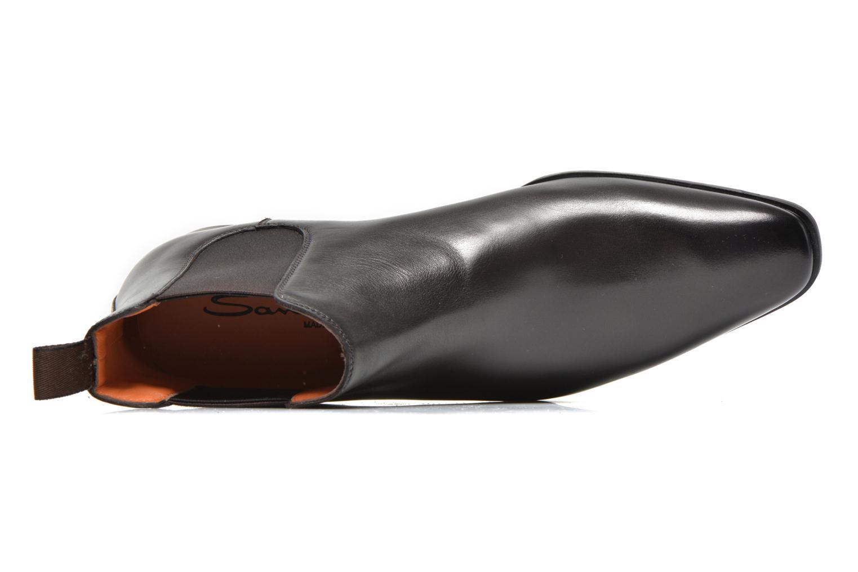 Stiefeletten & Boots Santoni Marlone 9291 braun ansicht von links