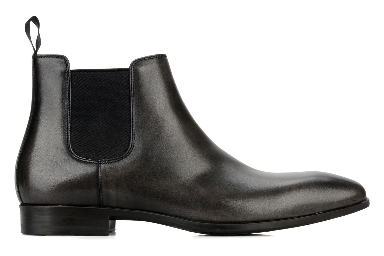 Bottines et boots Santoni Marlone 9291 Gris vue derrière