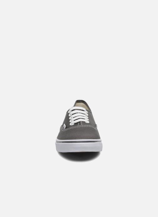 Trainers Vans Authentic Lo Pro W Grey model view