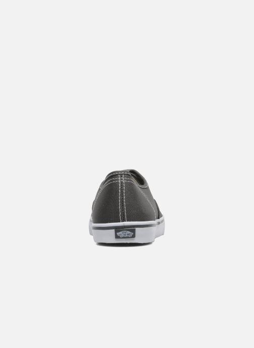 Sneakers Vans Authentic Lo Pro W Grijs rechts