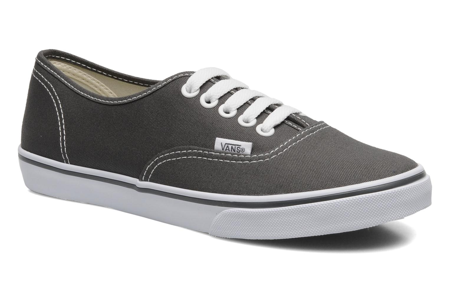 Sneakers Vans Authentic Lo Pro W Grijs detail