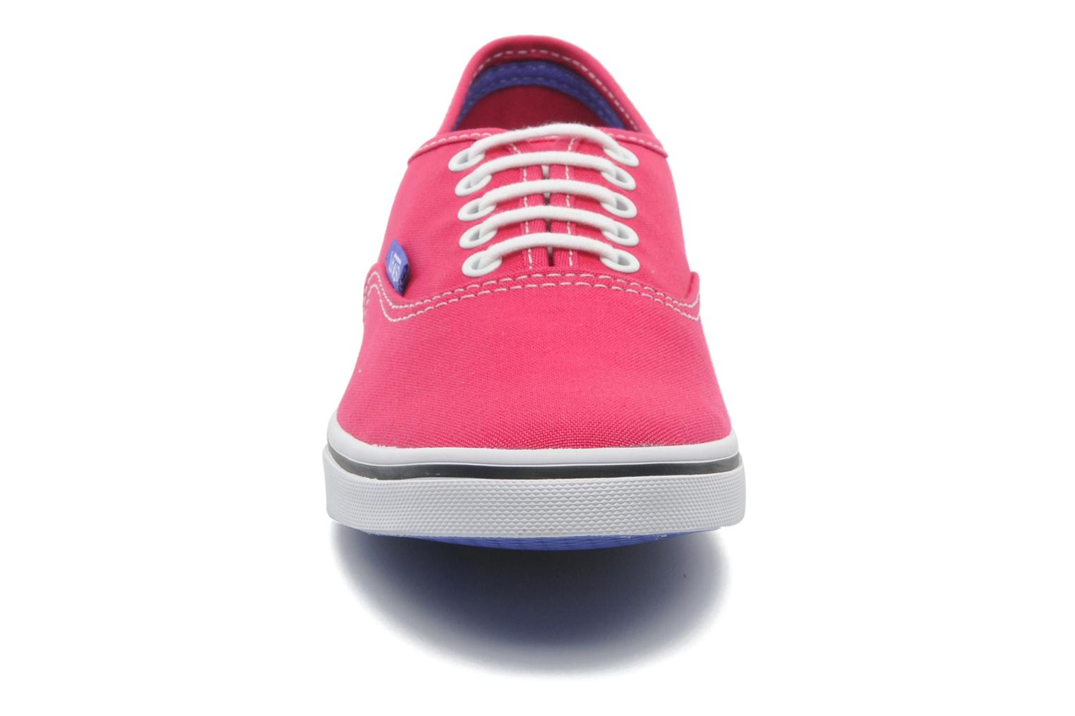 Trainers Vans Authentic Lo Pro W Pink model view