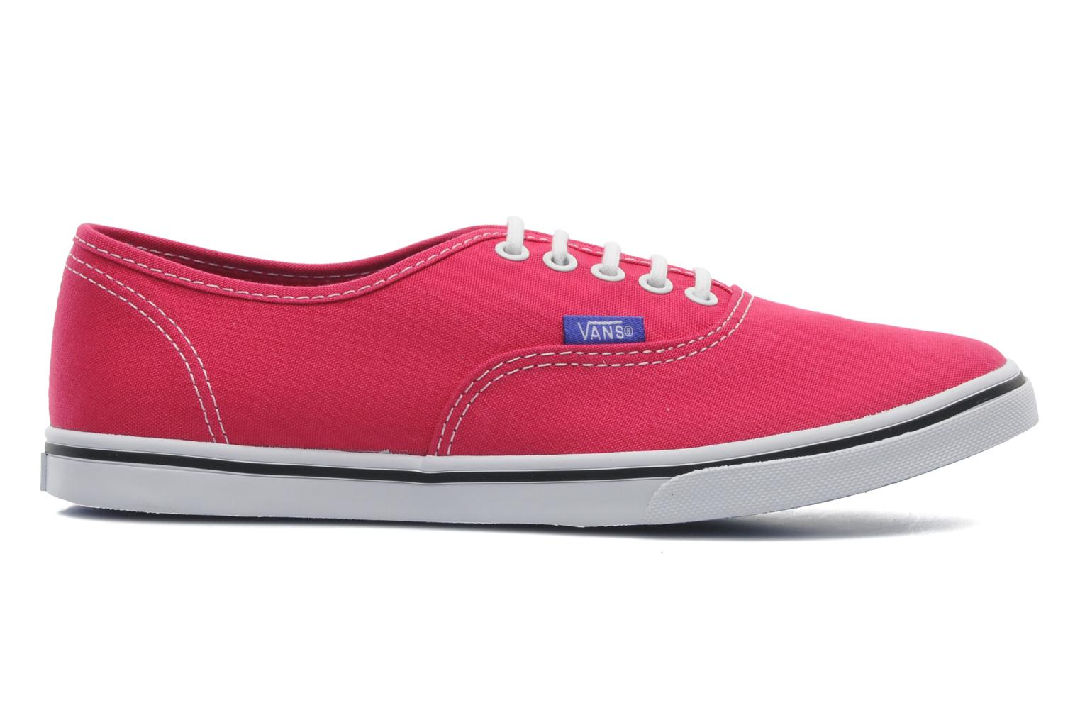 Trainers Vans Authentic Lo Pro W Pink back view