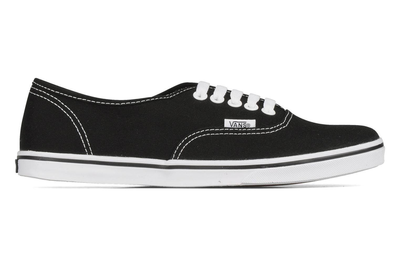 Sneakers Vans Authentic Lo Pro W Zwart achterkant