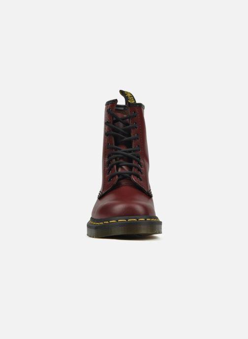 Stiefeletten & Boots Dr. Martens 1460 M weinrot schuhe getragen