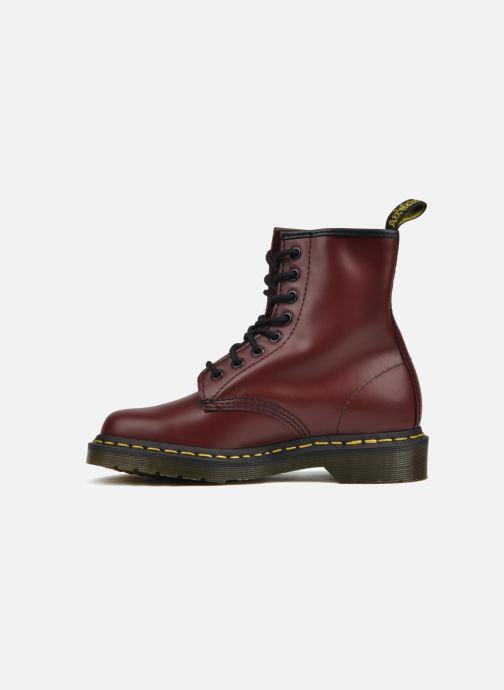 Bottines et boots Dr. Martens 1460 M Bordeaux vue face